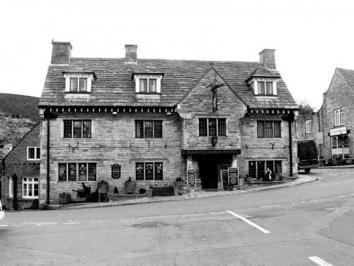 Old Village Buildings