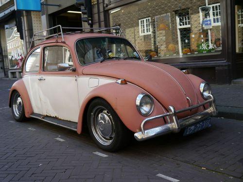 old vw beetle old vw beetle
