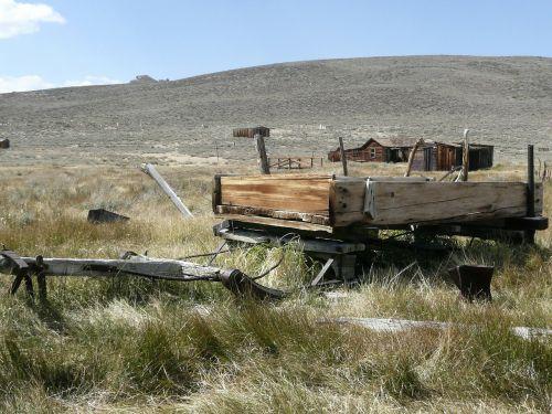 old wagon heritage wagon