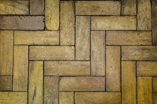 Old Wood Floor