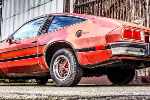oldsmobile starfire sx oldtimer