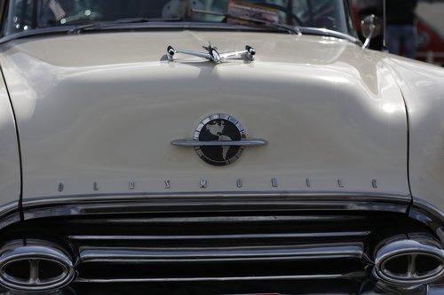 oldsmobile  car  vintage