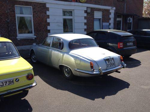 jaguar oldtimer old car