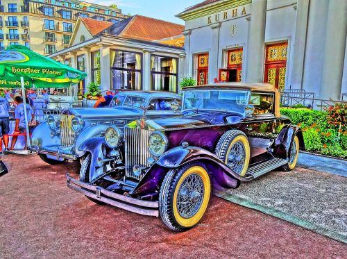 oldtimer old car classic