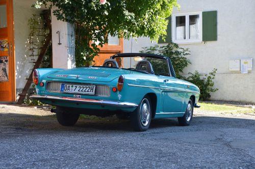 oldtimer automobile renault