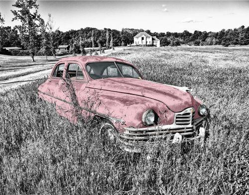 oldtimer car old