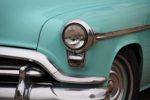 oldtimer oldsmobile spotlight