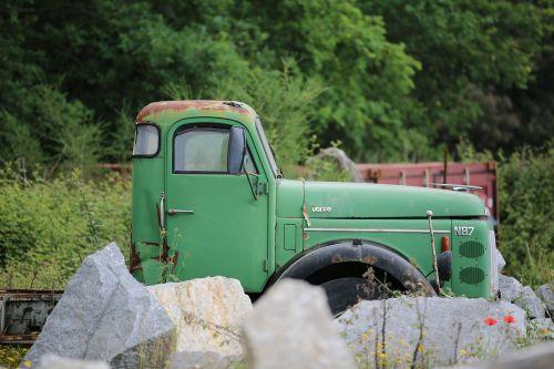 oldtimer truck vehicle