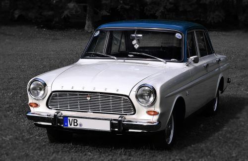 oldtimer taunus old cars