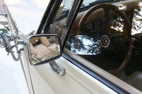 oldtimer america vintage car front