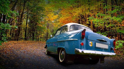 oldtimer car vintage vehicles
