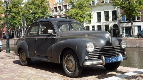 oldtimer car classic car