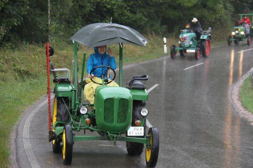 oldtimer tractor bulldog