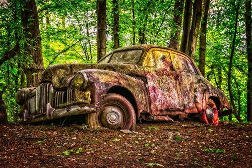 oldtimer  american  american car