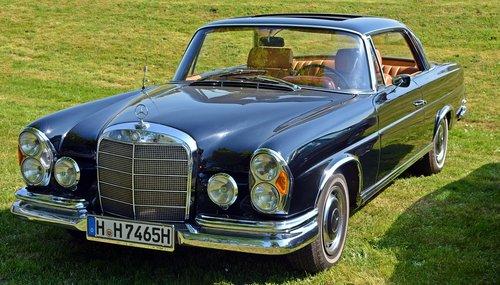oldtimer  mercedes  auto