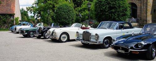 oldtimer  autos  historically