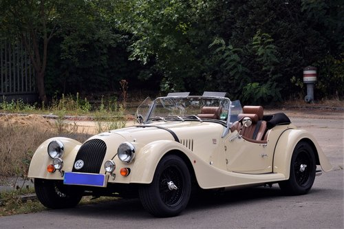 oldtimer  morgan  roadster