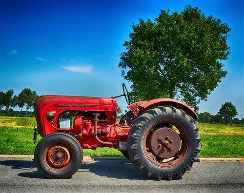 oldtimer  tractors  tractor