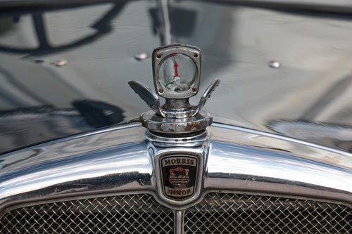 oldtimer  morris  automotive