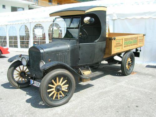 oldtimer truck auto