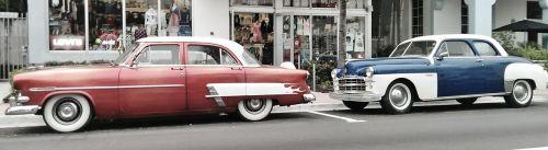 oldtimer autos vehicles