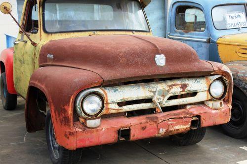 oldtimer ford nostalgic