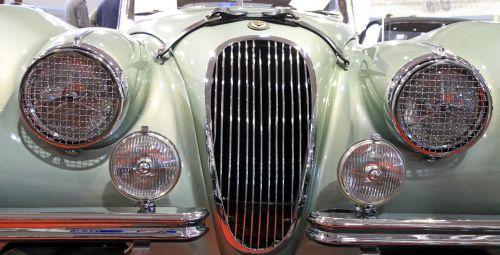 oldtimer jaguar classic