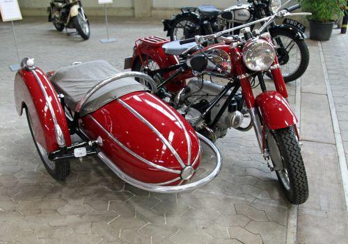 oldtimer motorcycle zündapp
