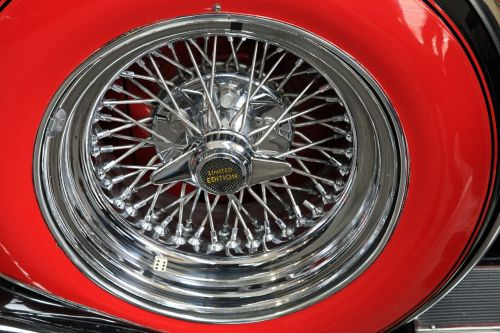 oldtimer spokes wheels