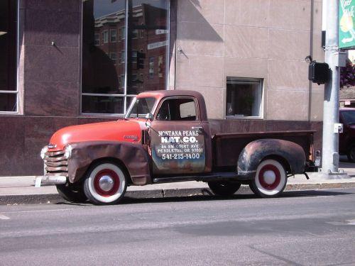 oldtimer pendleton auto