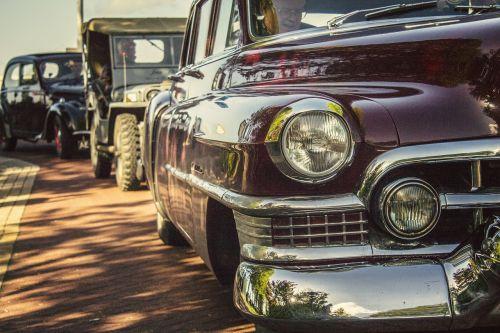 oldtimer car classic
