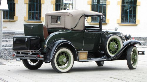 oldtimer auto vehicle