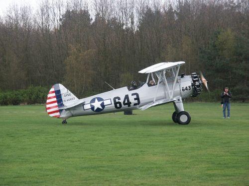 oldtimer double decker flyer