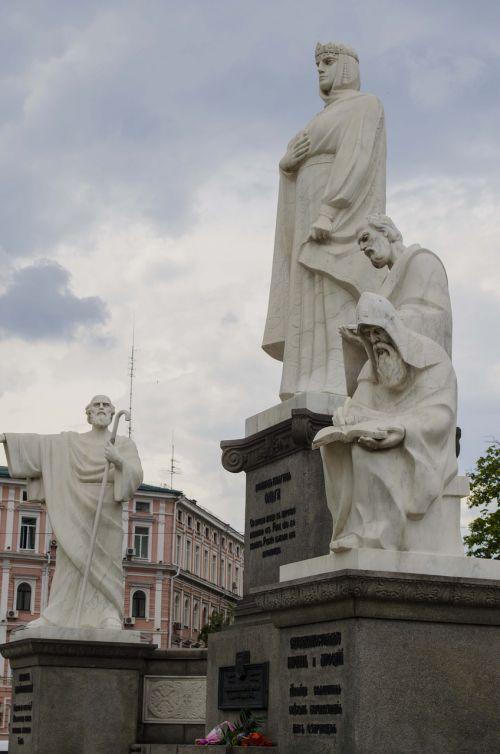 olga sculpture monument