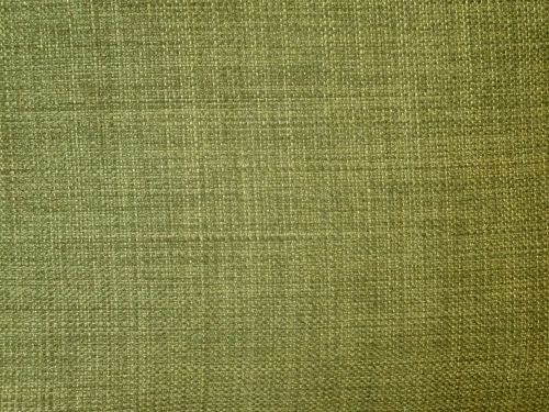 Olive Fabric Textured Background