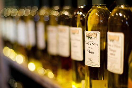 olive oil truffles oil french oil