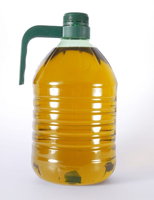 olive oil jerrycan food