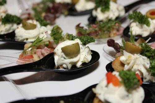 olives buffet finger food