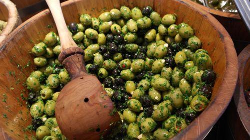 olives green grüne