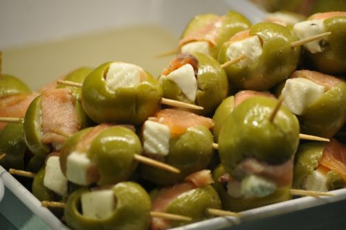 olives stuffed olives tapas