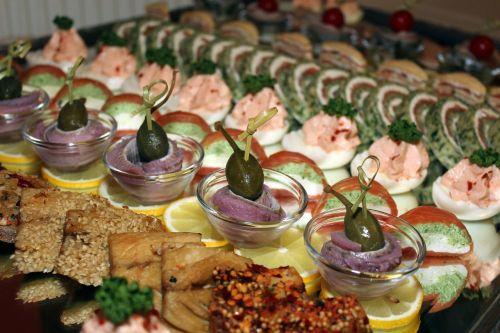 olives buffet cold buffet