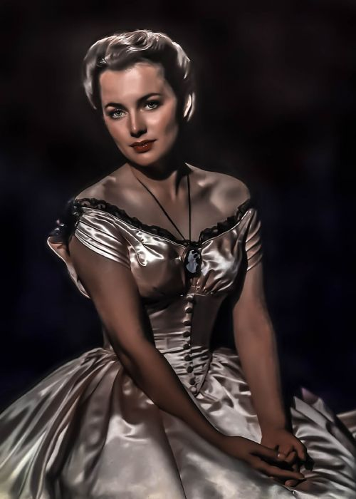 olivia de havilland female portrait