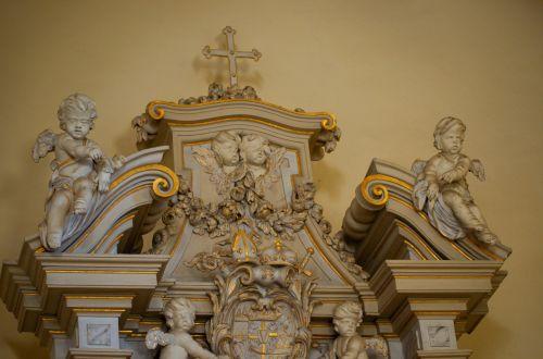Altar - Detail