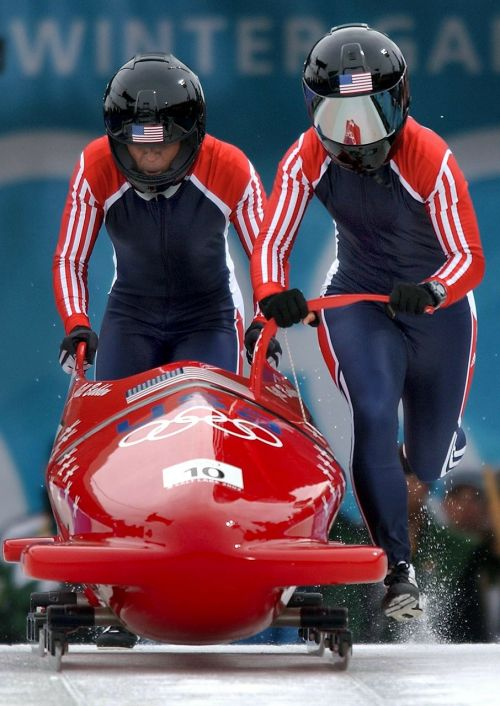 olympic games bobsled