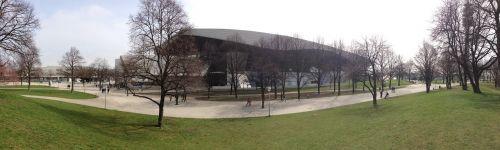 olympic park munich architecture