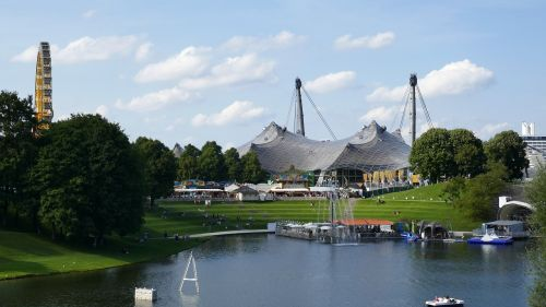 olympic park recreational area destination