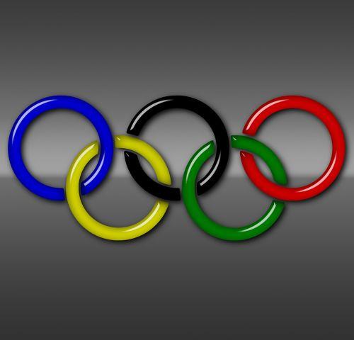 Olympic Rings 4