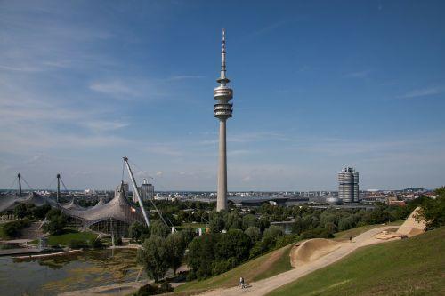 olympic site munich bavaria