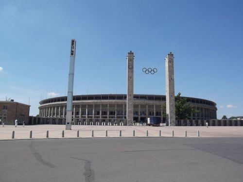 olympic stadium olympiad berlin