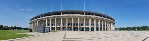 olympic stadium berlin panorama
